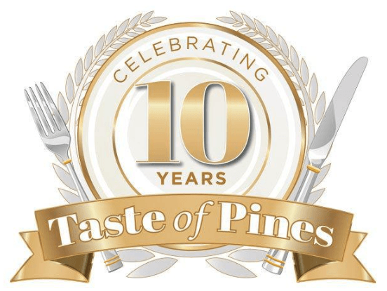 Taste of Pines Logo